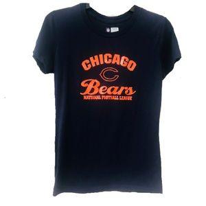 Chicago Bears Fan Women's T-shirt 🏈
